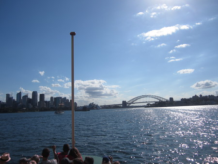 The Famous Sydney Harbour