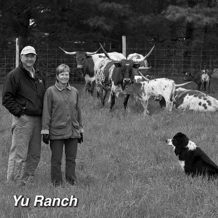 YU Ranch owners Bryan & Cathy